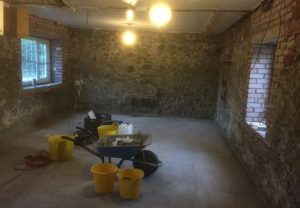 Damp Proofing job in Moffat